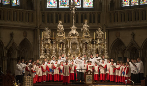 Church to compensate 100s of choir child abuse victims