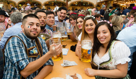 Oktoberfest sees lowest number of visitors in 15 years
