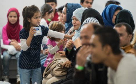 17,000 refugees sue Germany over status - and most win