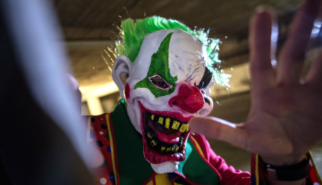 14-year-old stabs 'creepy clown' in prank gone wrong