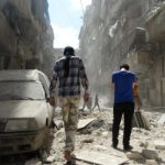 Berlin does not rule out Russia sanctions over Syria