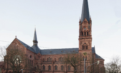 Man dies after beating for peeing near Freiburg church