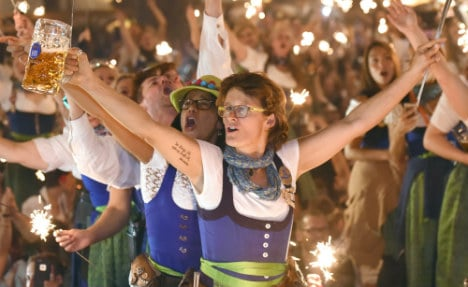 10 things you're sure to notice after an Oktoberfest visit