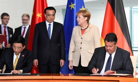 Germany gets tough on Chinese takeovers