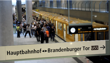 Vintage trains to reappear on Berlin underground line