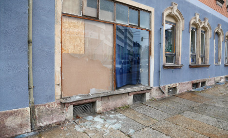 Artist projects on impact of neo-Nazi terror group attacked