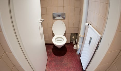 Toilet-based mishaps are employer's fault: court