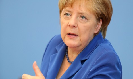 Hit by refugee crisis, Merkel faces tough election year