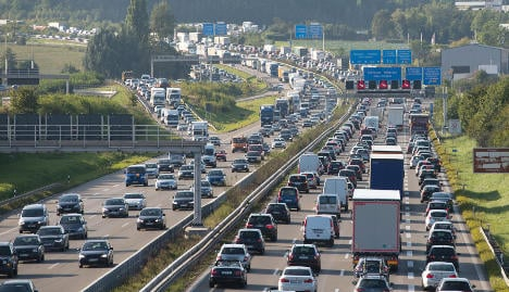 Germany moves closer to 'foreigner' Autobahn toll