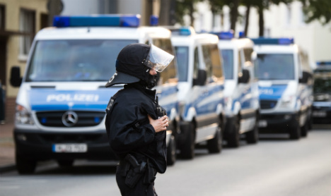 Five 'key Isis recruiters' arrested in Germany