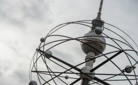 Stabbing at Berlin TV Tower leaves two hospitalized