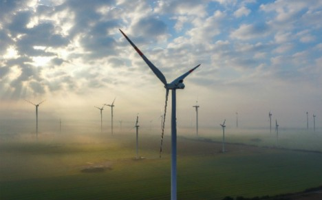 Germany 'pledges to double renewable power by 2030'