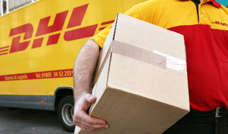 Mail service stops some deliveries to 'risky' Berlin area