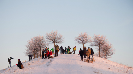 8 tips to help you survive the harsh German winter