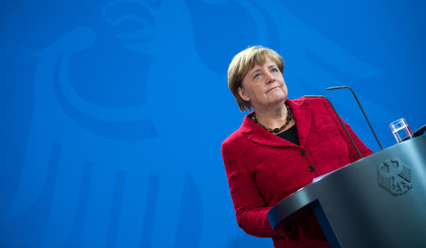 Merkel offers to 'work closely' with Trump after US vote