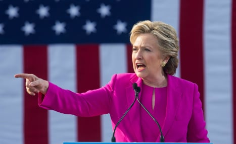 Berlin rejects claim it funded Clinton election campaign