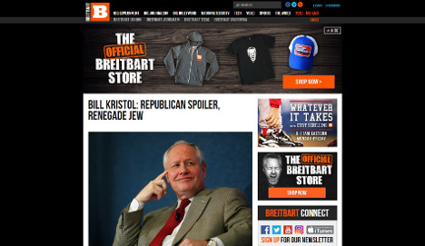 Could Breitbart influence next year's German election?