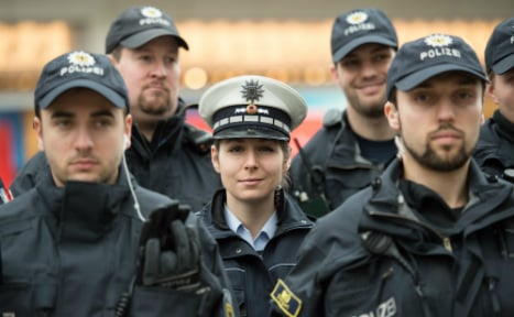 German police 'are completely failed by justice system'