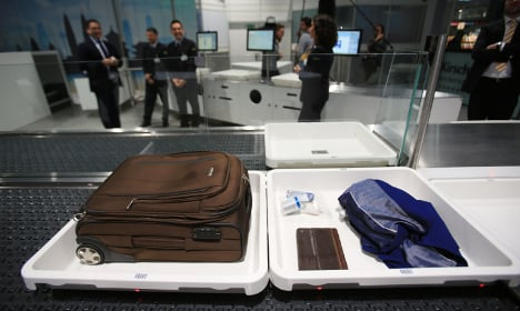Cologne Bonn airport tests faster, prettier airport security