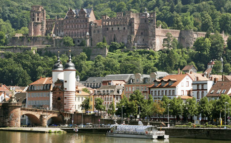 Why Heidelberg is Germany's most inspiring city