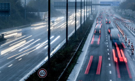Germany mulls plan to partially privatize Autobahn