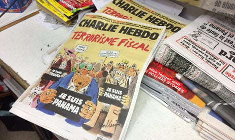 Charlie Hebdo hopes to glut German thirst for edgy satire