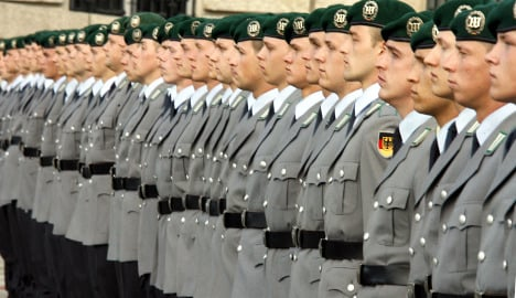 German army has record number of underage soldiers