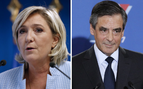 Germany wants 'any French president who's not Le Pen'