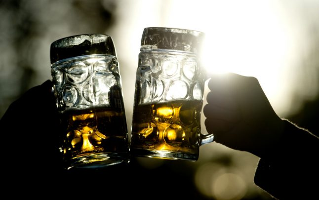 Three jailed in Germany for huge beer smuggling operation into UK