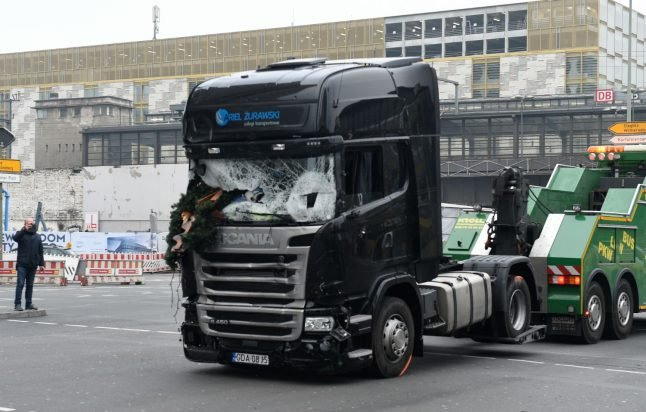 Who could be behind the Berlin truck attack?
