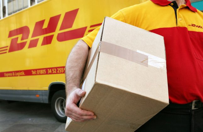 How to unleash your anger over poor German package delivery