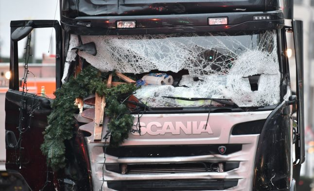 Police 'confident' they'll catch Berlin truck attacker soon
