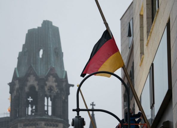 Germany offers €100,000 reward in hunt for truck attack suspect