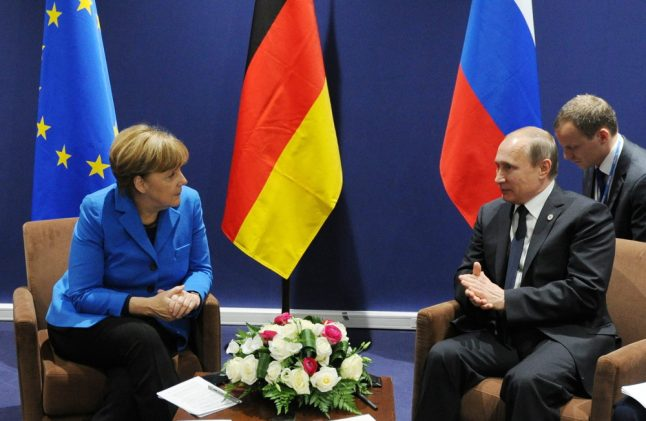 Russia calls fears of cyber attacks on German election 'nonsense'