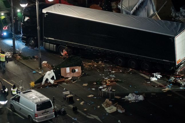 How a security scandal is brewing after the Berlin truck attack