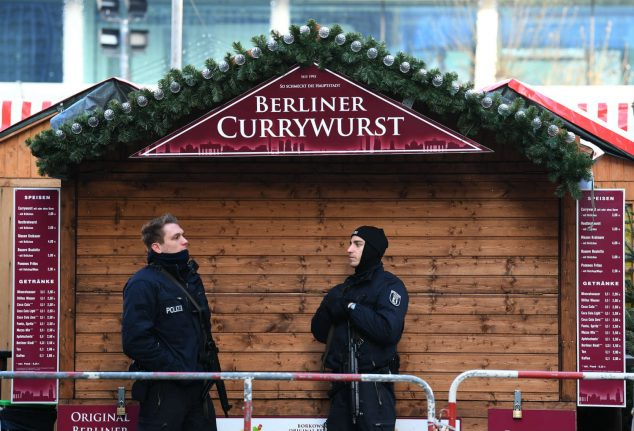 Germany weighs up more security after first 'real' attack