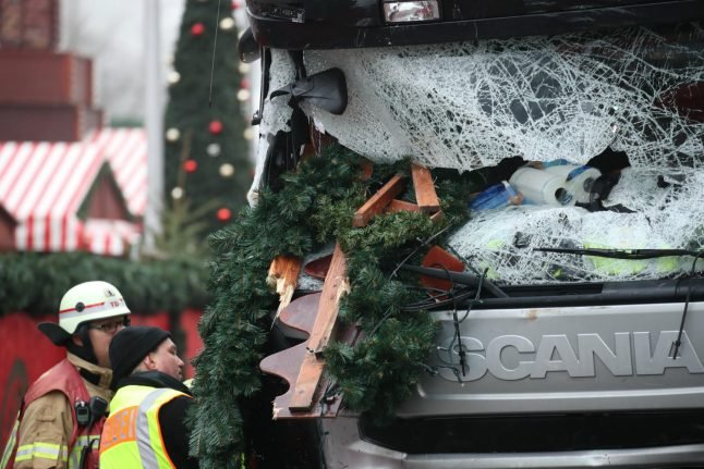 Analysis: intelligence has limits in preventing truck-borne terror