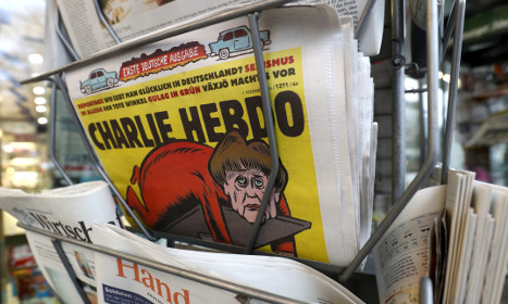 5 things we learnt reading Germany's first Charlie Hebdo