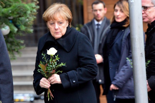Merkel orders security review after botched Amri case
