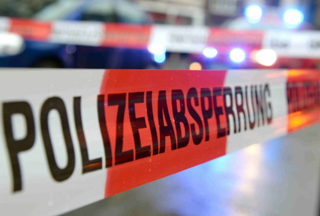 Two dead in shooting at central German doctor's practice