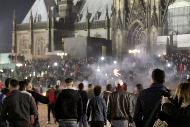 How Cologne sexual assaults 'changed German mood completely'