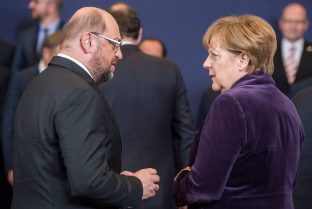 New threat to Merkel emerges: EU leader catches up in polls