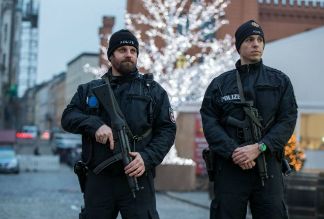 Police arrest 'contact man' for truck attacker in Berlin