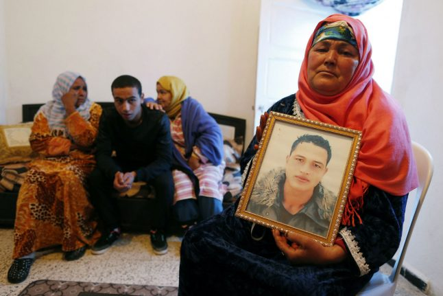 Family of truck attack suspect react with disbelief, denial