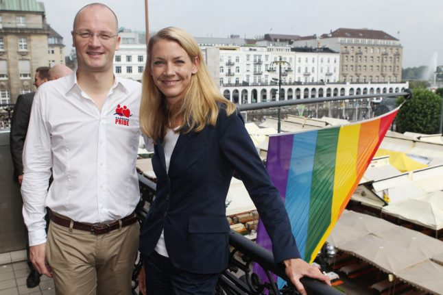 Why Germany is one of the best countries for LGBT workers