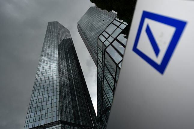 This is how much Deutsche Bank will pay the US for the financial crisis
