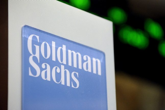 Goldman Sachs moving London staff to Frankfurt due to Brexit: report