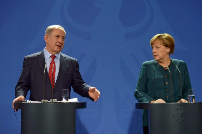 Germany voices 'doubt' Israel still wants two-state solution