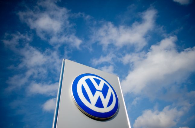 US arrests VW executive on fraud charges: report