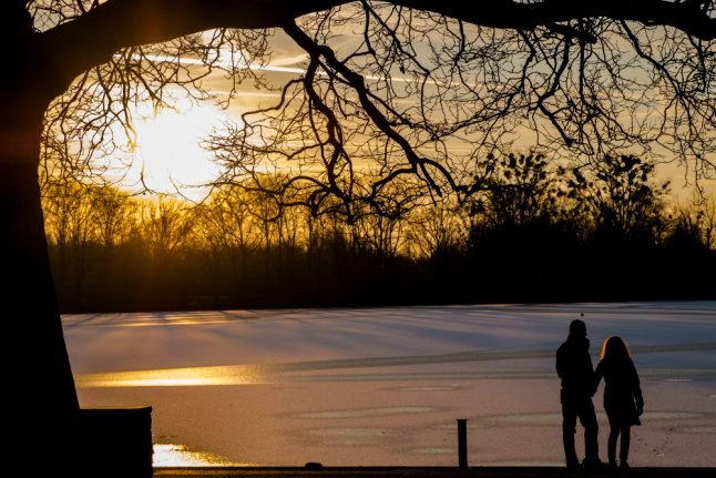 Germany's winter is over, for now, says expert